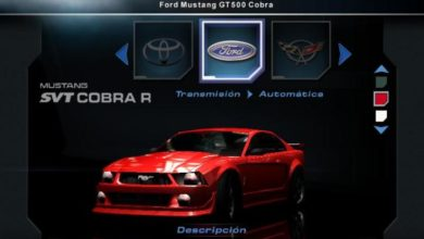 Photo of Ford Mustang (HP2)