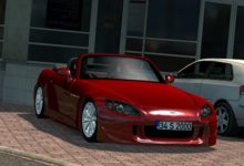 Photo of ETS2 – Honda S2000 Araba Modu (1.38)