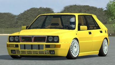 Photo of LFS – Lancia Delta HF Integrale Evoluzione II 1993 Model Araba Modu