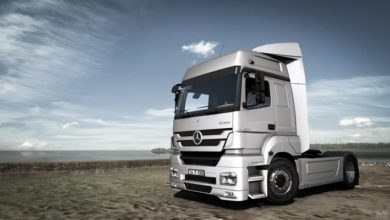 Photo of ETS2 – Mercedes Axor 1840 MP3 (1.38)
