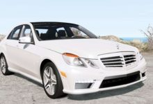 Photo of BeamNG – Mercedes-Benz E 63 AMG (W212) 2011 Model Araba Modu