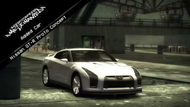 Photo of NFS Most Wanted – Nissan GT-R Proto