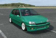 Photo of LFS – Renault Clio Williams 1999 Model Araba Modu