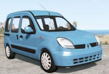 Photo of BeamNG – Renault Kangoo 2004 Model Araba Modu