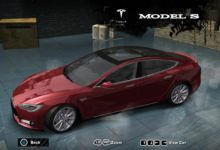 Photo of NFS Most Wanted – Tesla Model S P90D