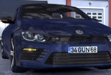 Photo of ETS2 / ATS – Volkswagen Scirocco R Araba Modu (1.38)