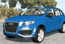 Photo of BeamNG – Audi Q7 V12 TDI Quattro (4L) 2009 Model Araba Modu