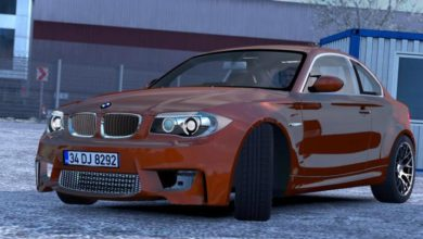 Photo of ETS2 / ATS – BMW 1M E82 Araba Modu