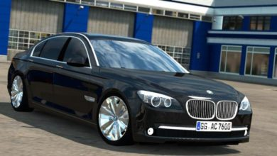 Photo of ETS2 / ATS – BMW 760LI Araba Modu (1.38)