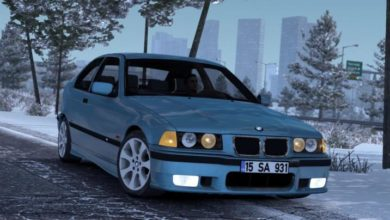 Photo of ETS2 / ATS – BMW E36 Compact Araba Modu (1.38)