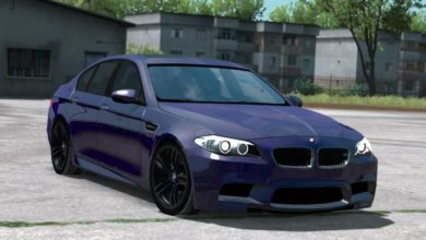 Photo of ETS2 / ATS – BMW F10 M5 Araba Modu (1.38)