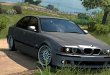 Photo of ETS2 / ATS – BMW M5 E39 Araba Modu (1.38)