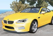 Photo of BeamNG – BMW M6 (F13) Araba Modu