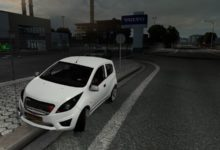 Photo of ETS2 – Chevrolet Spark (Ravon R2) Araba Modu (1.38)