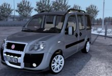 Photo of ETS2 / ATS – Fiat Doblo D2 Araba Modu (1.38)