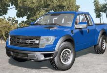 Photo of BeamNG – Ford F-150 SVT Raptor SuperCab 2013 Model Pikap Modu