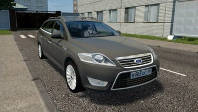 Photo of CCD 1.5.9 – Ford Mondeo Araba Modu