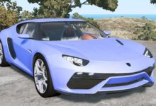 Photo of BeamNG – Lamborghini Asterion LPI 910-4 2014 Model Araba Modu