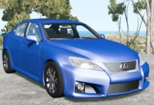 Photo of BeamNG – Lexus IS F (XE20) 2008 Model Araba Modu