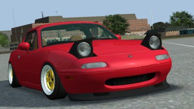 Photo of LFS – Mazda Miata Araba Modu