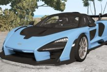 Photo of BeamNG – McLaren Senna (P15) 2018 Model Araba Modu V1.1
