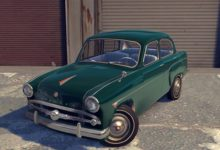 Photo of Mafia 2 – 1959 Moskvich 407 Araba Modu