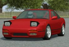 Photo of LFS – Nissan 240SX Araba Modu
