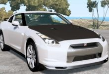 Photo of BeamNG – Nissan GT-R Spec V (R35) 2009 Model Araba Modu
