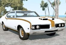 Photo of BeamNG – Oldsmobile 442 Hurst Holiday Coupe (4487) 1969 Model Araba Modu