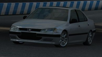 Photo of LFS – Peugeot 406 Araba Modu