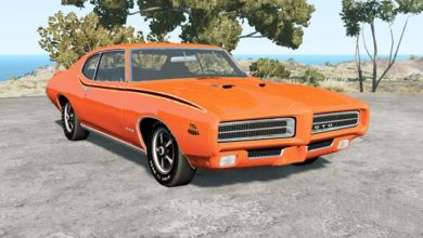 Photo of BeamNG – Pontiac GTO The Judge 1969 Model Araba Modu