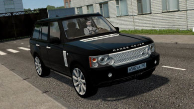 Photo of CCD 1.5.9 – Range Rover Vogue Supercharged 2008 Model Araba Modu