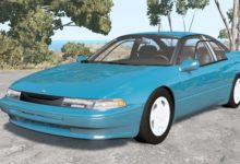 Photo of BeamNG – Subaru Alcyone SVX (CX) 1994 Model Araba Modu