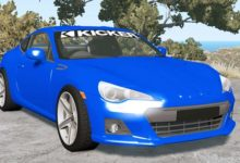 Photo of BeamNG – Subaru BRZ (ZC6) 2013 Model Araba Modu