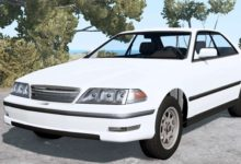 Photo of BeamNG – Toyota Mark II (X100) 2000 Model Araba Modu