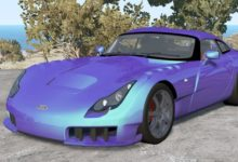 Photo of BeamNG – TVR Sagaris 2006 Model Araba Modu