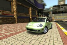 Photo of NFS Most Wanted – Volkswagen Beetle Turbo S 2004 Model Araba Modu