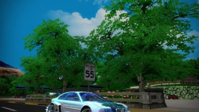 Photo of NFS Most Wanted – BMW M3 DTM Araba Modu