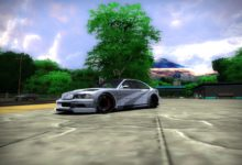 Photo of NFS Most Wanted – BMW M3 GTR 2003 Model Araba Modu