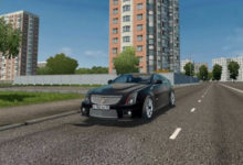 Photo of CCD 1.5.9 – Cadillac CTS-V Coupe Araba Modu