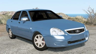 Photo of BeamNG – Lada Priora (2170) Araba Modu