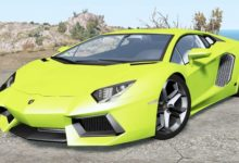 Photo of BeamNG – Lamborghini Aventador LP 700-4 (LB834) 2011 Model Araba Modu