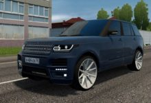 Photo of CCD 1.5.9 – Range Rover StarTech Araba Modu