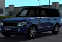 Photo of ETS2 – Range Rover Supercharged 2008 V5 Araba Modu (1.38)