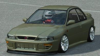 Photo of LFS – Subaru Coupe STI Araba Modu