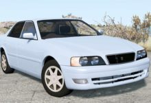 Photo of BeamNG – Toyota Chaser Tourer V (JZX100) 1998 Model Araba Modu