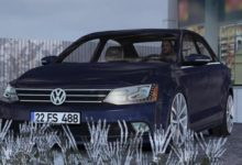 Photo of ETS2 / ATS – Volkswagen Jetta Araba Modu (1.38)