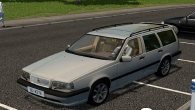 Photo of CCD 1.5.9 – Volvo 850 1997 Model Araba Modu