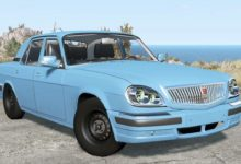 Photo of BeamNG – Gaz 31105 Volga Araba Modu
