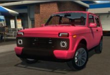 Photo of ETS2 – Lada Niva 2121 Araba Modu V5 (1.39.x)